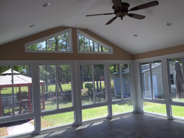Sunroom Builders Installation