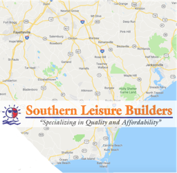 Service Area Southern Leisure Builders